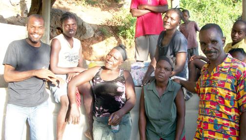 Tet Ansam, A local Haitian organization